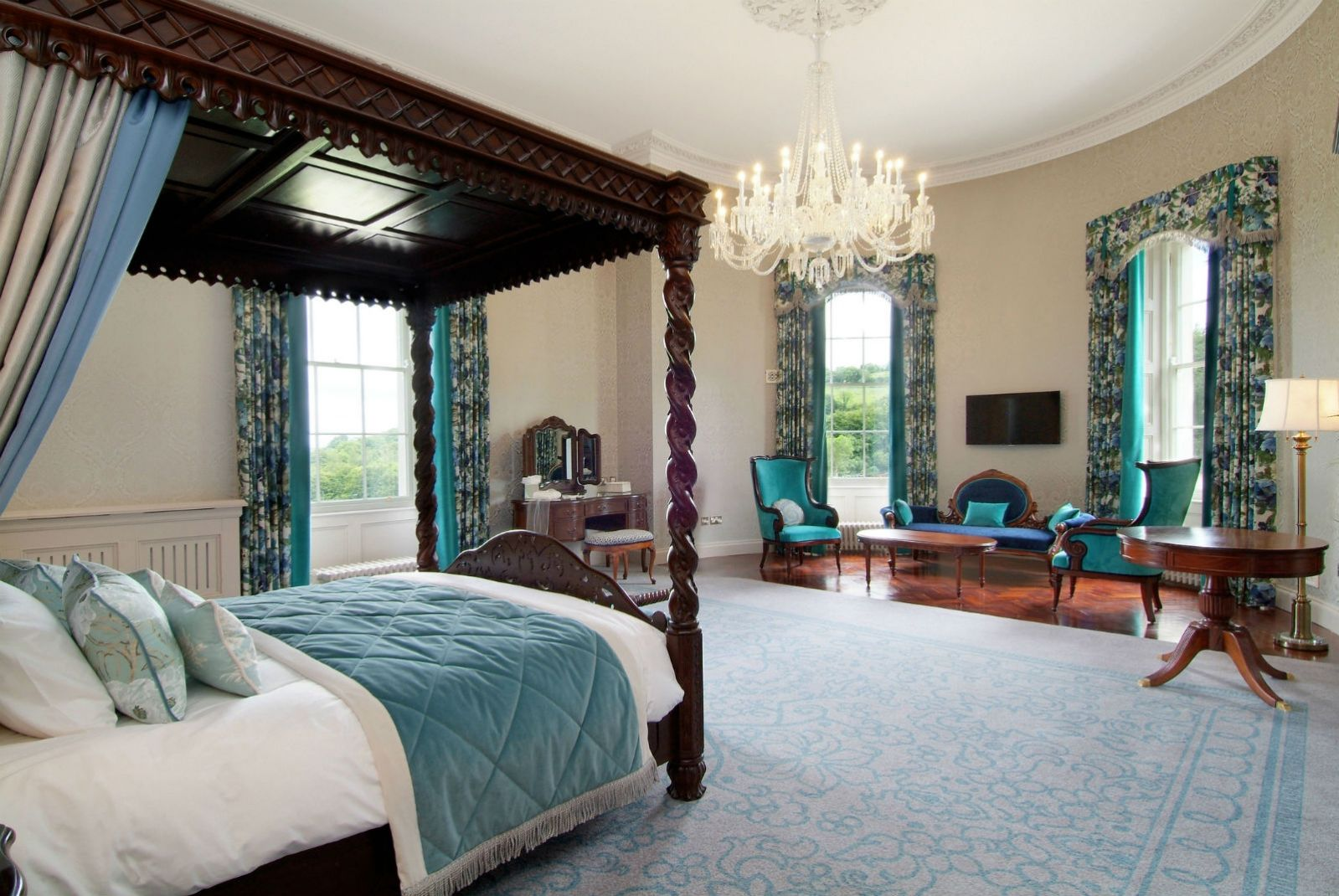 Bedroom Suite at Rockhill House