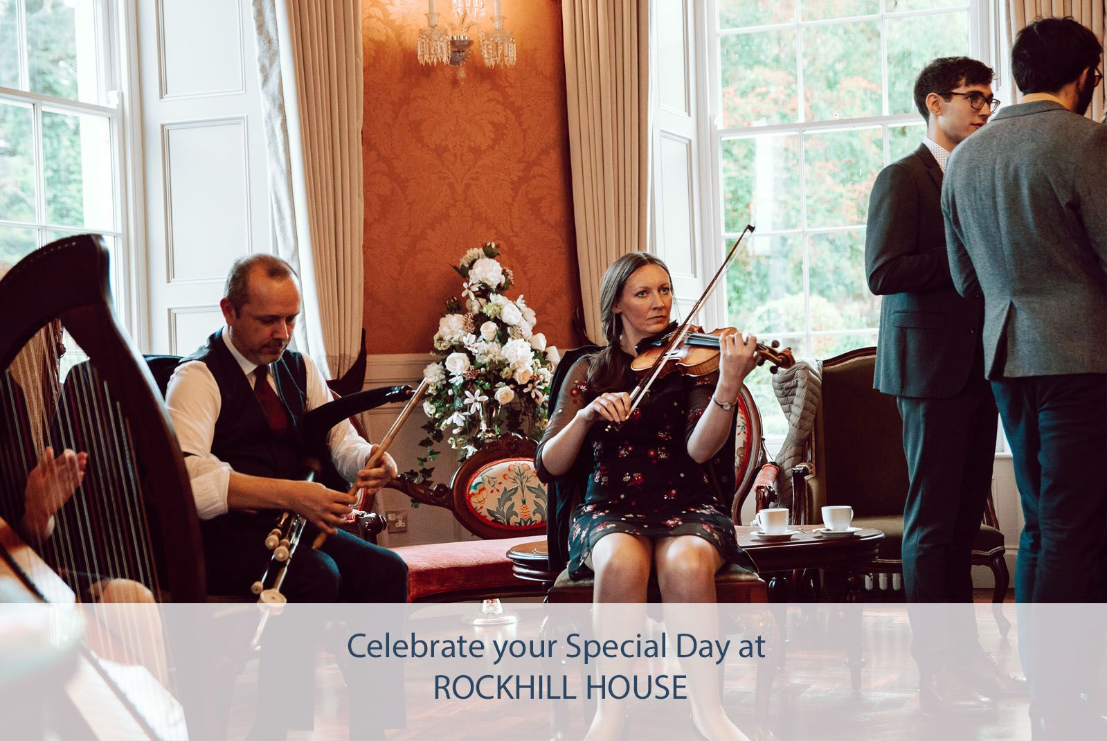 Music Rockhill House