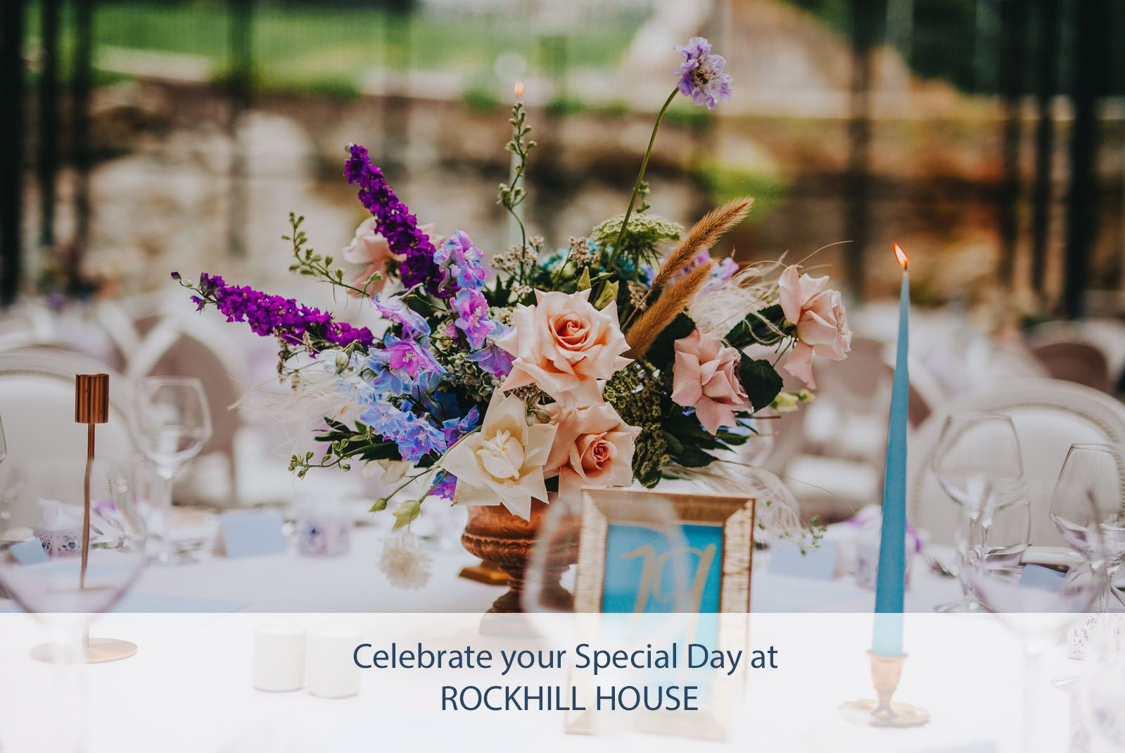 Party Rockhill House